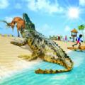 愤怒鳄鱼模拟器鳄鱼攻击游戏