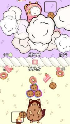 甜果猫大战截图