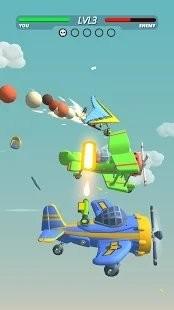 飞机骑士3D截图