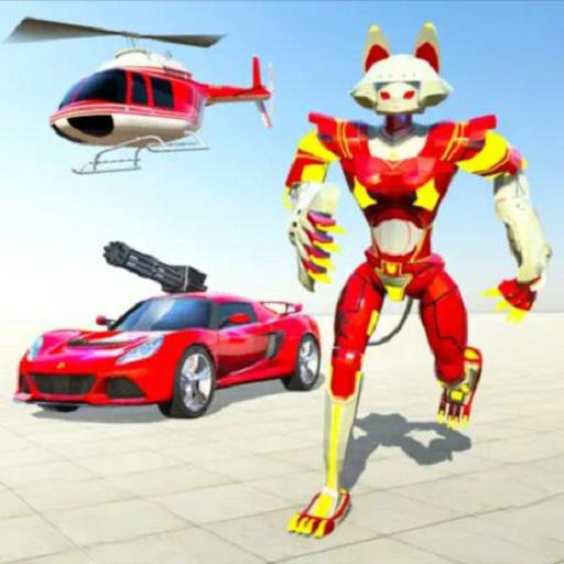 猫咪变形机器人