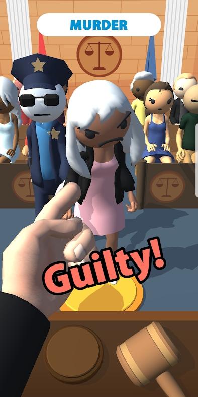判你有罪游戏截图