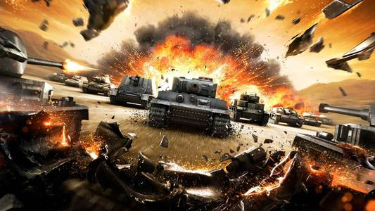 坦克类游戏
