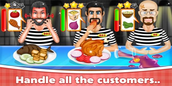 监狱美食家截图