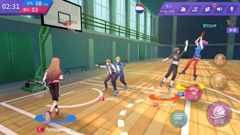 NBA2K全明星无限金币钻石版截图