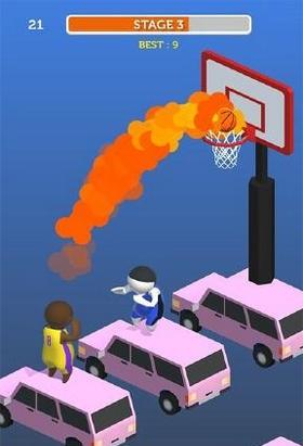 指尖篮球2无限金币版截图