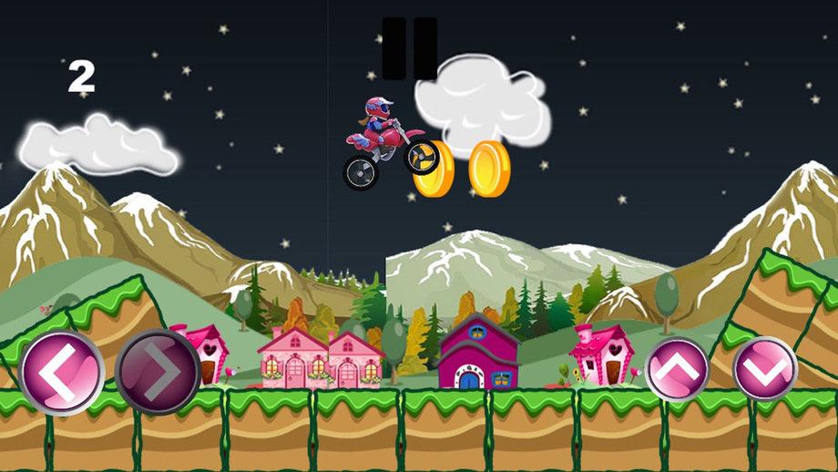 怪异自行车最新版截图