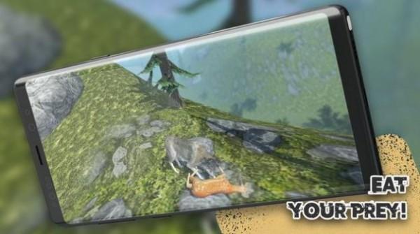 狼进化模拟器截图