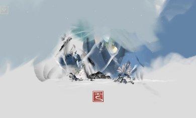 冬蜃楼截图