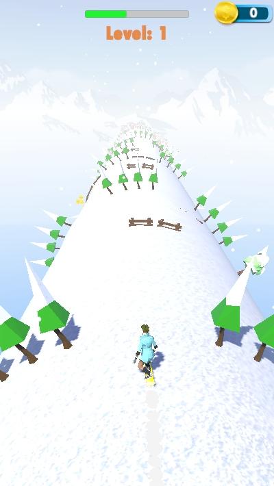 滑雪激斗赛截图