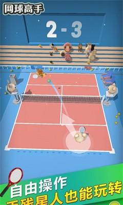 网球高手最新版截图