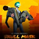 骷髅面具英雄