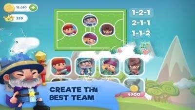 全民宝宝足球赛截图
