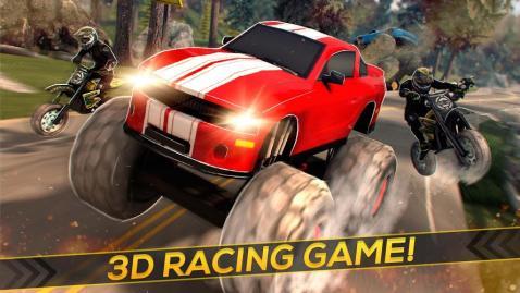 3D全新赛车截图
