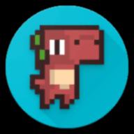 跳跃的恐龙2D