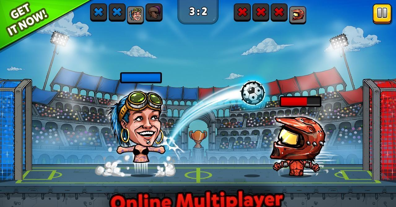 Puppet Football Fighters游戏截图