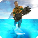 水滑板城市英雄2