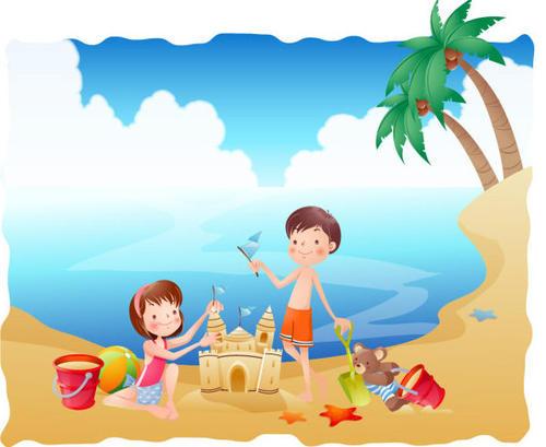 海滩类游戏大全