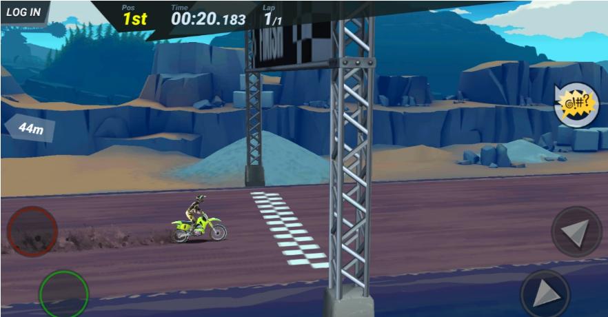 疯狂越野摩托3破解版截图