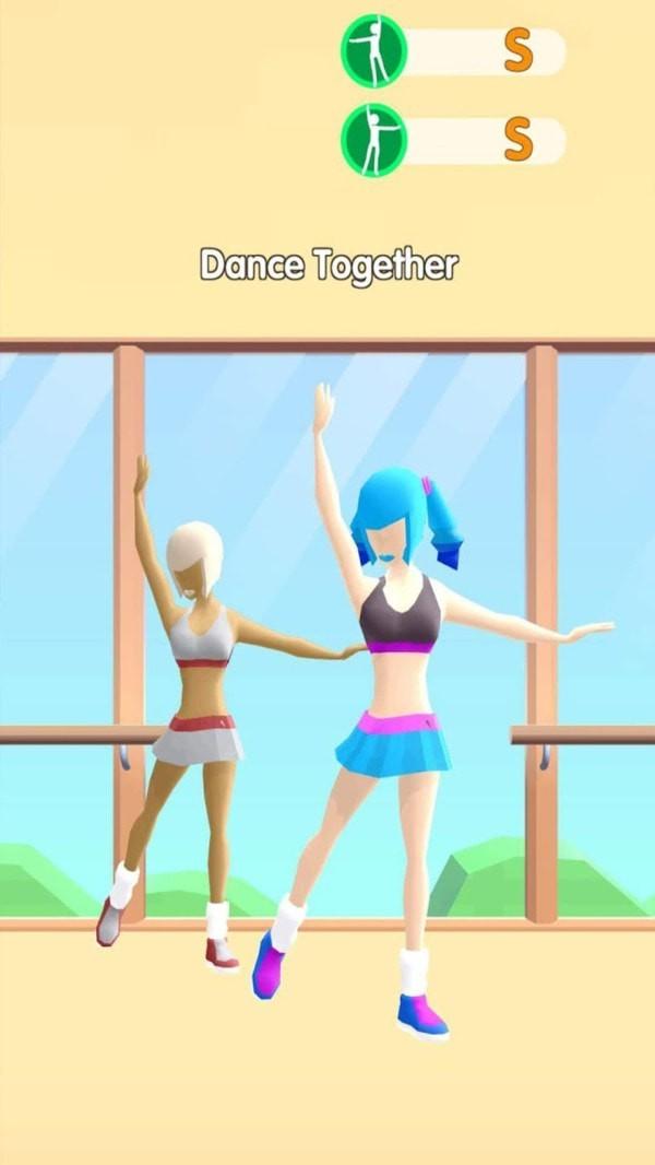 跳舞少女官方版截图