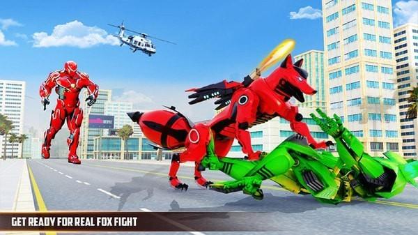 狐狸机器人截图
