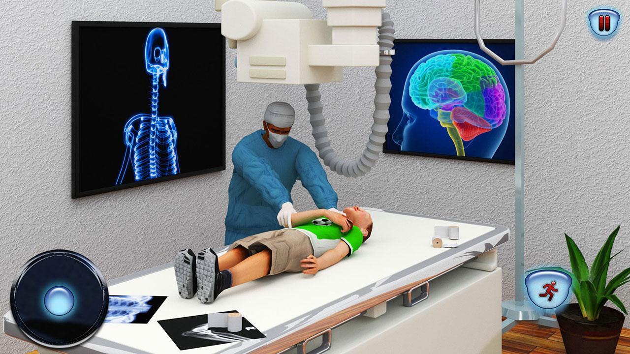 医生模拟游戏