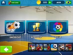 足球梦想无限钻石版截图