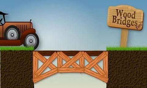 手机搭建桥梁游戏