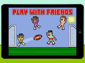 超级大脑足球赛游戏截图