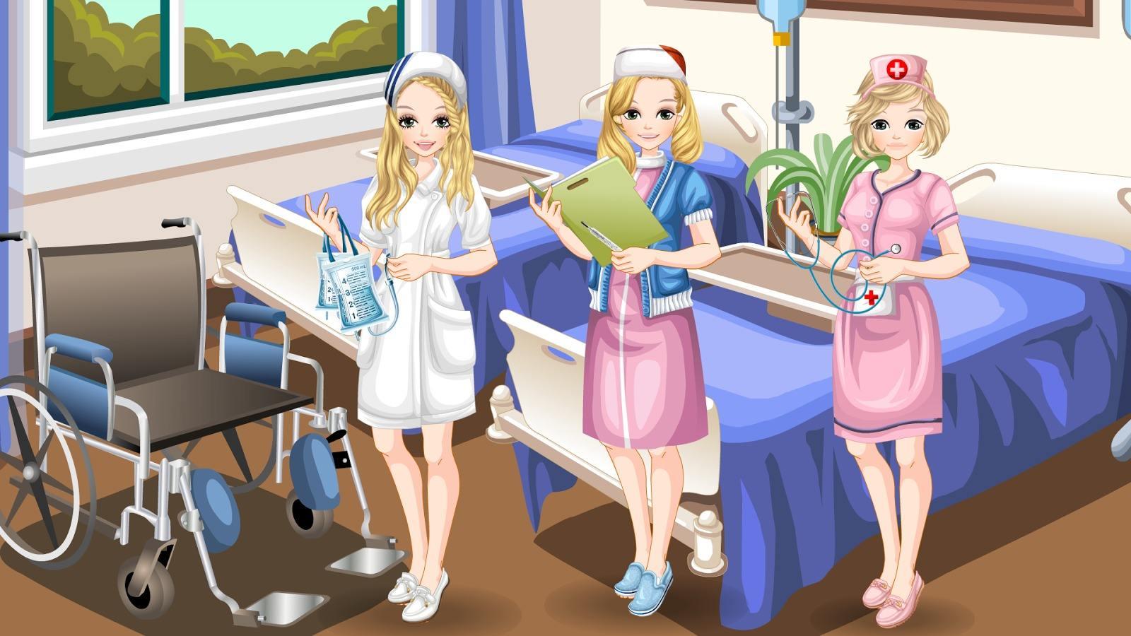 护士游戏大全