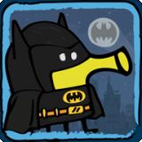蝙蝠侠涂鸦跳跃