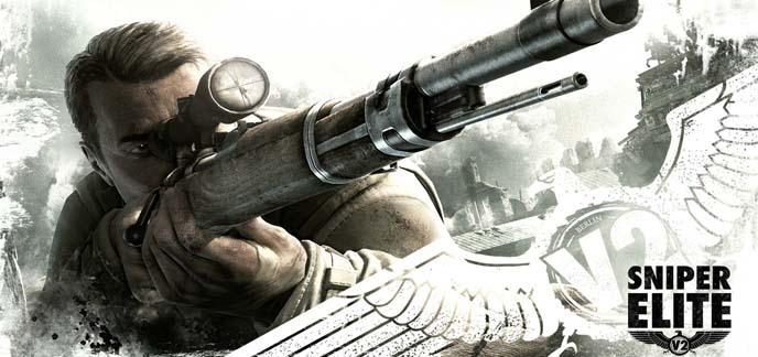 狙击类游戏