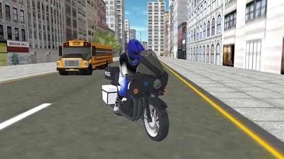 特技野外摩托车截图