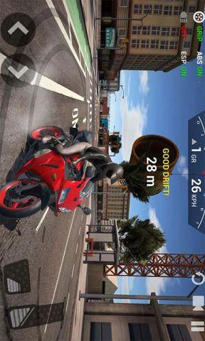 加速摩托车截图