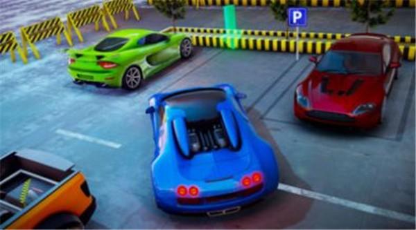 整车大师停车场截图