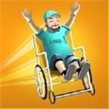 疯狂轮椅特技3D