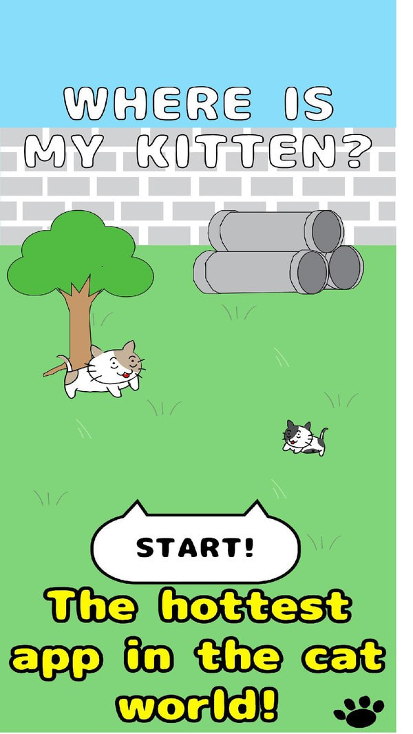 猫去哪儿了截图