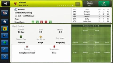 足球联盟2选关版截图