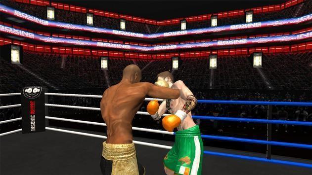 拳击格斗冲突截图