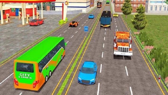 无限巴士模拟器截图