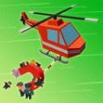 直升机救援3D