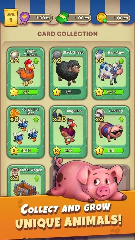 空闲农民我的家乡故事游戏 截图