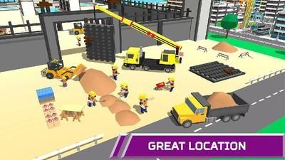 监狱建筑模拟器截图