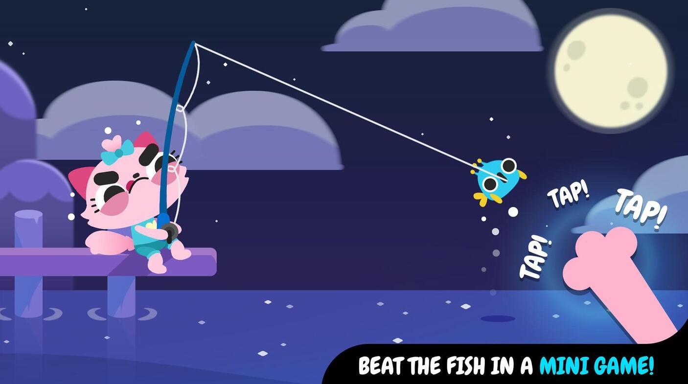 杰克船长钓大鱼截图