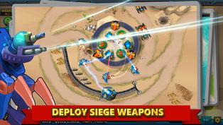 塔防外星人战争2截图