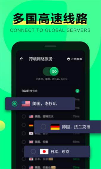绿光浏览器截图