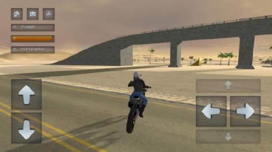 速度自行车修改版截图