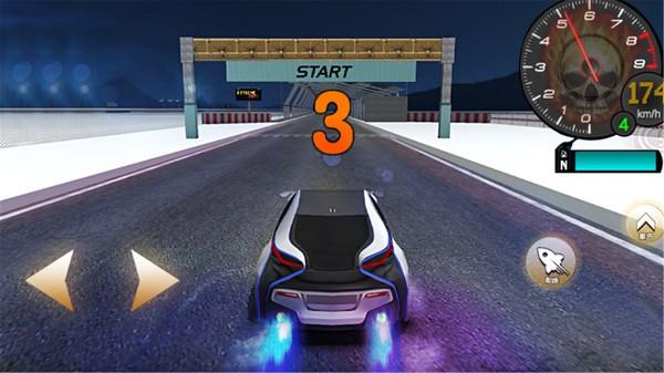 最高速度高速公路赛车截图