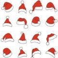 给我一顶圣诞帽