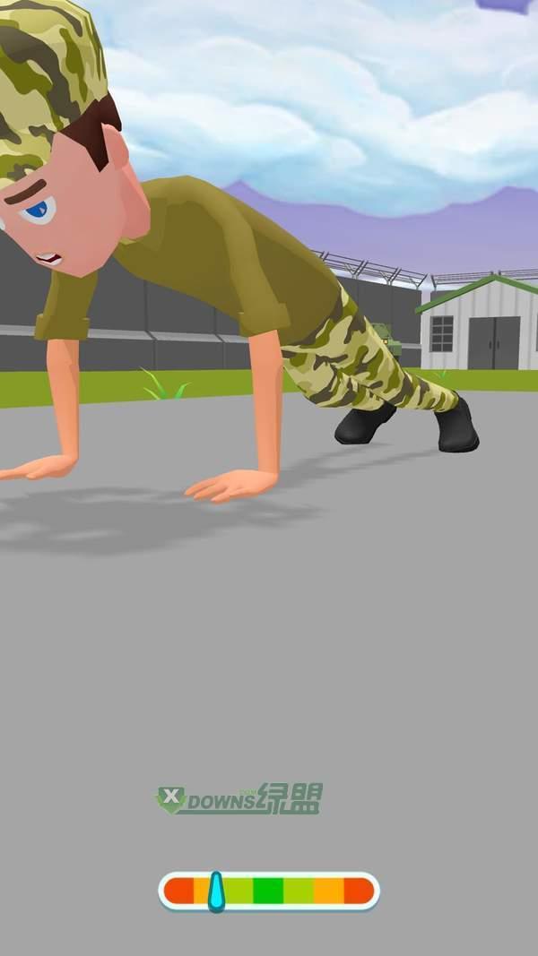 士兵生活模拟3D截图