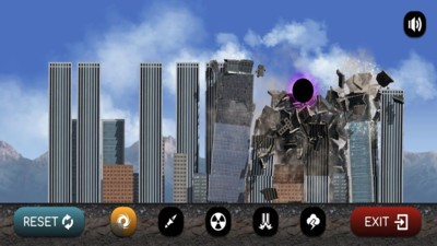 城市粉碎截图